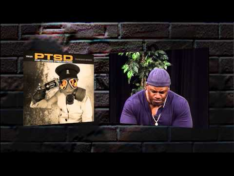 Cipher 360 - Review of Post Traumatic Stress Disorder by Pharoahe Monch