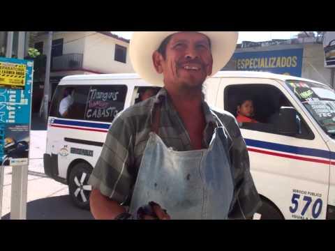 The Whistle Guy - Iguala, Mexico