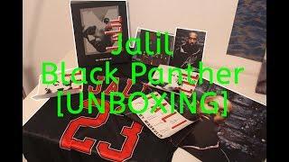 Jalil - Black Panther [Unboxing] Limited Jersey Box Fan Box ausgepackt