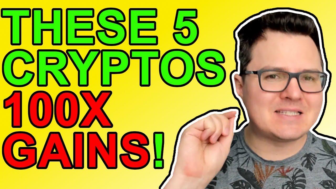 100X Crypto Altcoin Gems Ready To Explode!