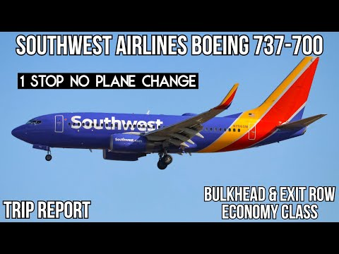 [Trip Report] Southwest Airlines Boeing 737-700 (Economy) Albuquerque (ABQ) - Chicago (MDW) via AUS