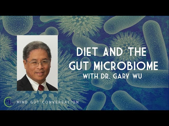 Diet & The Gut Microbiome with Dr. Gary Wu | MGC Ep. 12