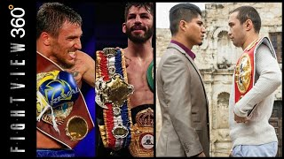 GARCIA VS LINARES NOT HAPPENING? GARCIA VS LIPINETS PREVIEW! NEW DATE 3/10 SHOWTIME! LOMA LINARES?