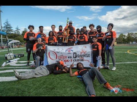 Quick 6 Dimes Vs Defense March 25 2018 Mt Diablo High School Concord Ca