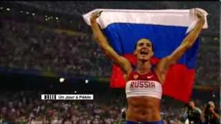 Isinbayeva : GOLD and NEW WR 5.05m !! 2008 Beijing Olympics