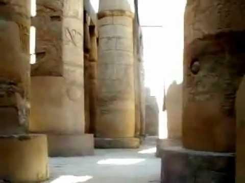 The Incredible Karnak Temple, Luxor, Egypt