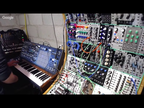 Live Qu-Bit Scanned eurorack Live Jam and first impressions Mp3
