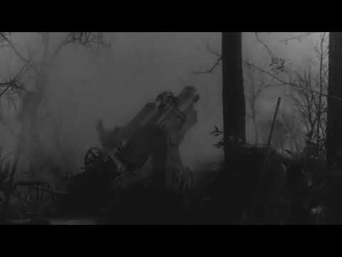 Royal Artillery Action In World War 1 France - Rusty's Time Machine: Episode 55