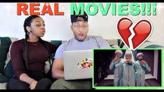 "Smosh ""IF MOVIES WERE REAL 4"" Reaction!!"