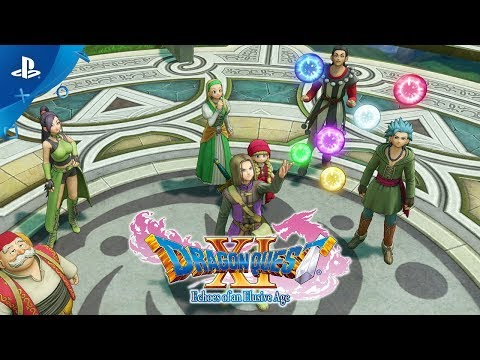 DRAGON QUEST XI – The Loyal Companions | PS4