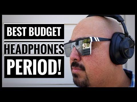 Best Budget Headphones Period! | Bluedio T6