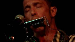 Bill Mallonee - Nothing Like a Train (live in Dallas)