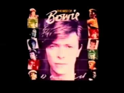 K Tel Records  The Best of Bowie  commercial  1980.