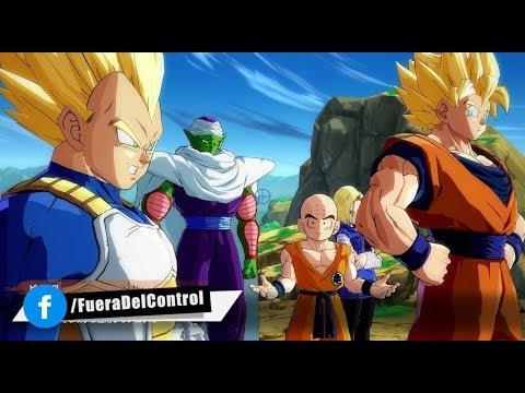 Fuera Del Control .- Dragon Ball FighterZ