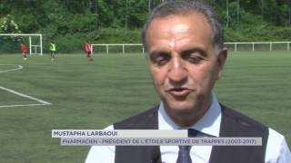 Football : Mustapha Larbaoui, un président engagé