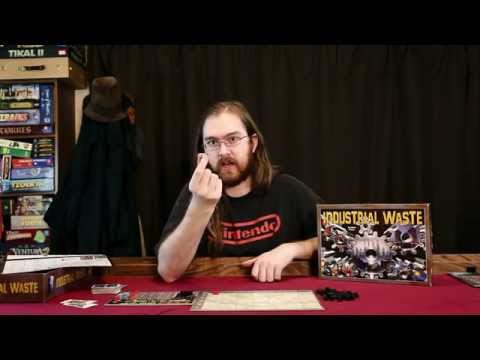 Overly Critical Gamers - Industrial Waste - Instructional/Review