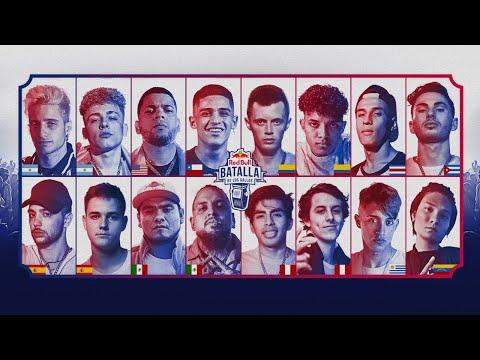 LOS 16 CLASIFICADOS | Red Bull Internacional 2019