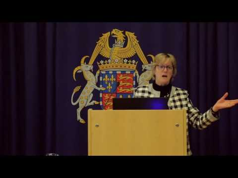 Annual Lecture 2017  - Dame Sally Davies CMO