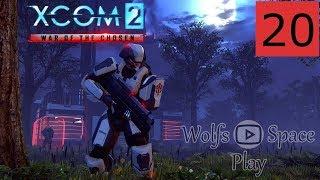 КОГДА АДВЕНТ ЗАБИЛСЯ В УГОЛ. СТРИМ    XCOM 2 War of the Chosen # 20