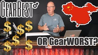We Review GearBEST / GearWORST? Affiliate Links? Paid Reviews???
