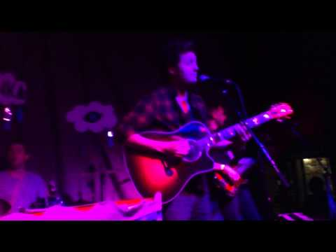Lenka & Nick Howard - Stuck Like Glue (Live) - San Francisco, CA 6/17/15
