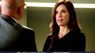 Хорошая жена / The Good Wife (6 сезон, 3 серия) - Промо [HD]