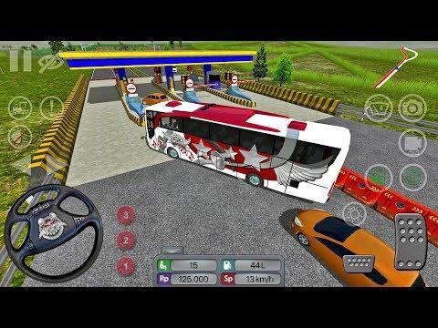 Bus Simulator Indonesia #5 PUBLIC ENEMY!   Android Gameplay