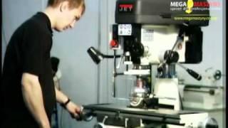 Centrum frezująco-wiercące frezarka frezarki do metalu JET JMD-18 PF VS