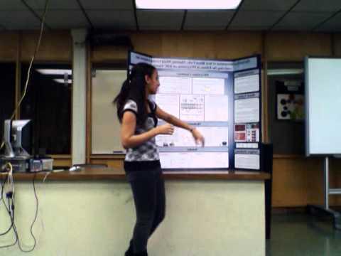 Science Research Presentation 2012 Madona