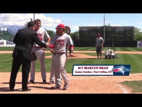 Marcus Bean - 2016 Website Video