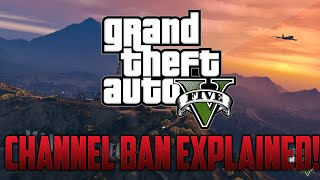 Kronos Channel Ban/Termination Explained! My Youtube Story! GTA 5 Online Gameplay - (Kronos GTA 5)