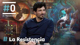 LA RESISTENCIA - Entrevista a Andrés Velencoso   #LaResistencia 27.01.2021
