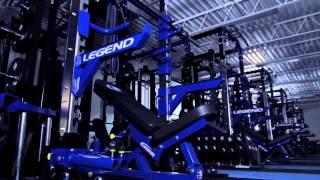 видео профессиональные тренажеры для фитнес клубов