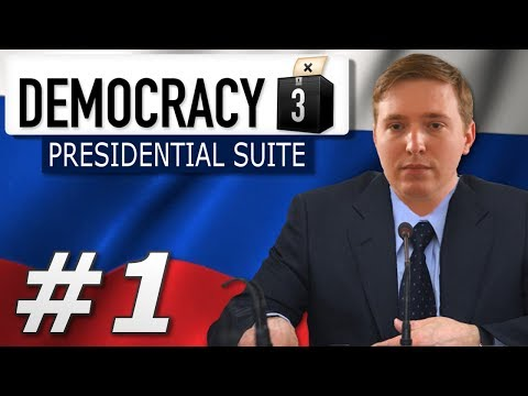 Democracy 3: Presidential Suite | Russia  -  Year 1