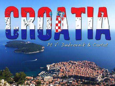 17 - Backpacking Croatia (V): Dubrovnik & Cavtat