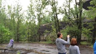 Стадион (Чернобыль) Припять - май 2014(, 2014-07-10T08:51:29.000Z)