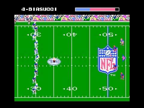Tecmo Super Bowl 1991 - Indianapolis Colts - Week 16 1/2