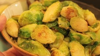 Best Brussels Sprouts Recipe (HD)