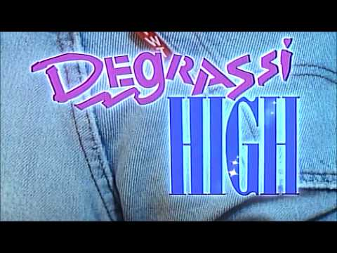 1989 - Degrassi High - Intro Opening