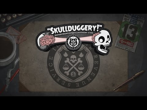 Official Skullduggery! (by ClutchPlay Games) Launch Trailer