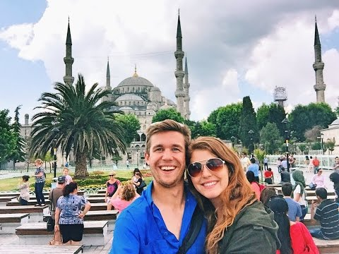 Istanbul, Turkey Honeymoon Day 15 #EarlsTakeEurope