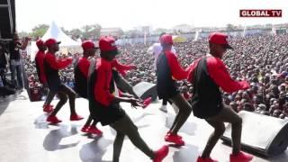 Aslay na Beka Walivyokinukisha Kwenye Jukwaa la Komaa Concert