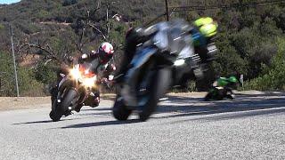 Top Riders , Close Calls ,  Insane Airlift , Cops Ticket a Few Riders