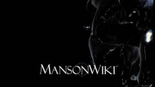 Marilyn Manson - Baboon Rape Party  [mOBSCENE single]