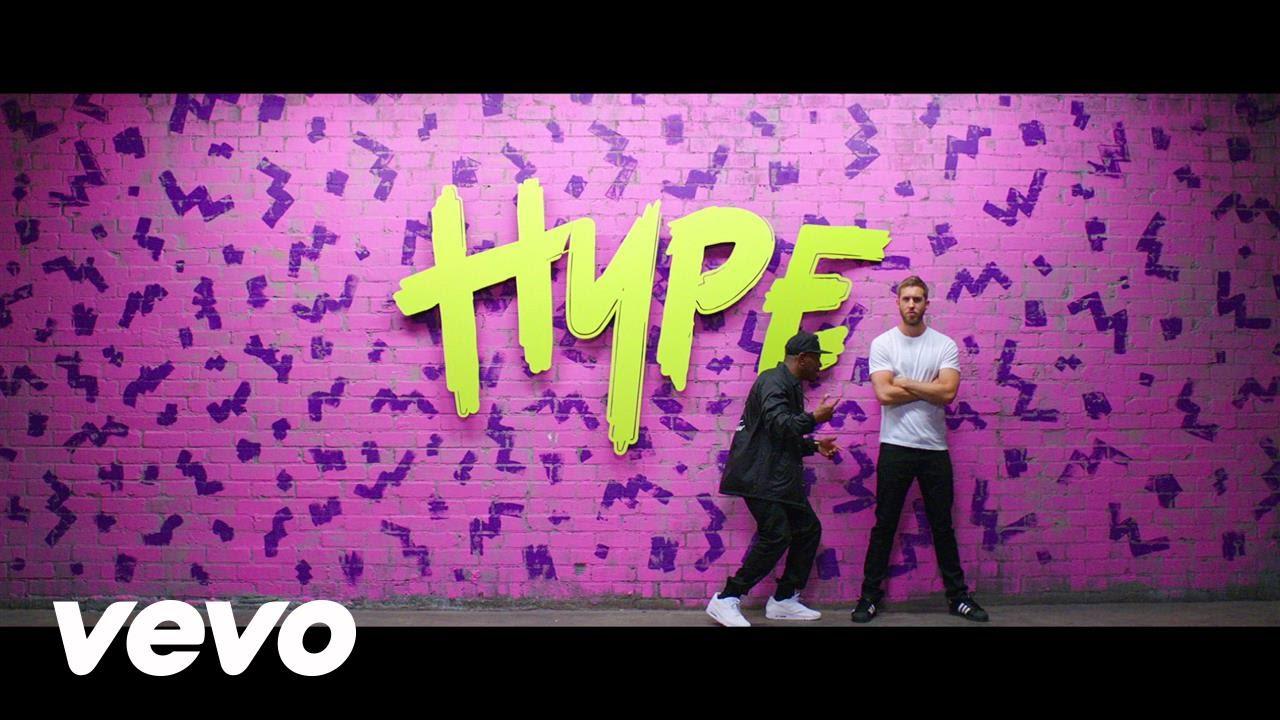 Download Dizzee Rascal, Calvin Harris - Hype