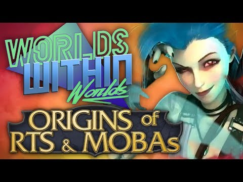 How Dune Created League of Legends and Warcraft - Worlds Within Worlds thumbnail
