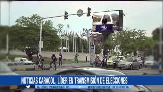 Colombia decidió: Noticias Caracol fue número uno en elecciones en TV y redes