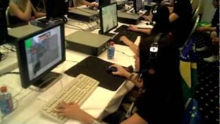 MIBR.Girls vs ASUS.Ladies na ESWC 2010