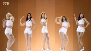 [EXID] 섹시 풀 버전  '구구콘CF' (EXID Sexy Full Version 2015 _ GooGoo CF)