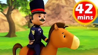 Nursery Rhymes Playlist for Children : Baby Songs to Dance & English Rhymes for Kids